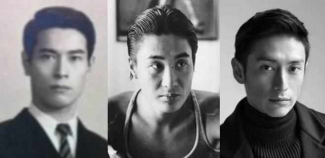 山本寛斎の若い頃のイケメン画像が親子、兄弟に似てる