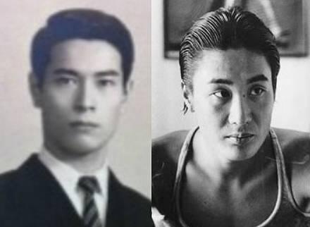 山本寛斎の若い頃のイケメン画像が父親に似てる