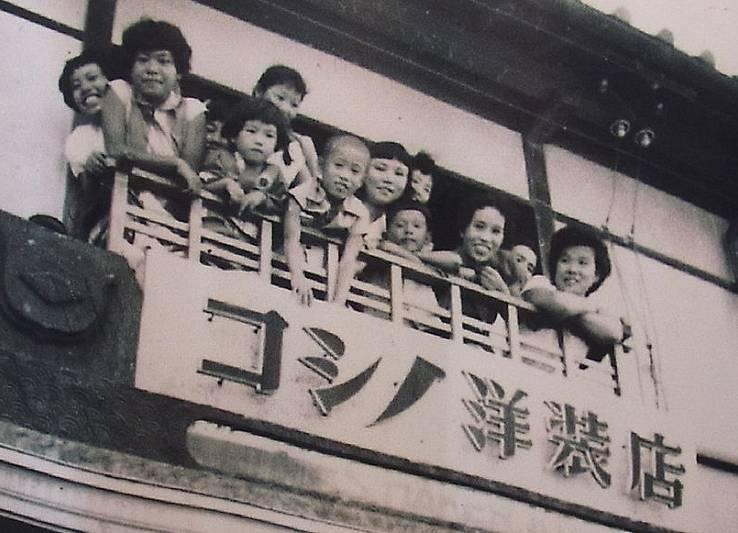 コシノジュンコの若い頃過ごした生家2