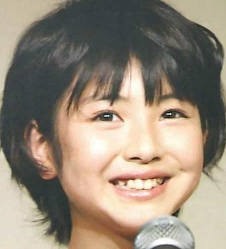 浜辺美波,子供の頃,可愛い,笑顔