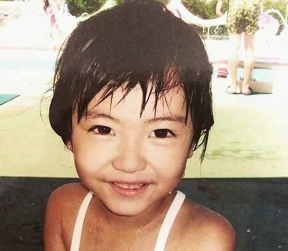 浜辺美波,子供の頃,可愛い,画像2