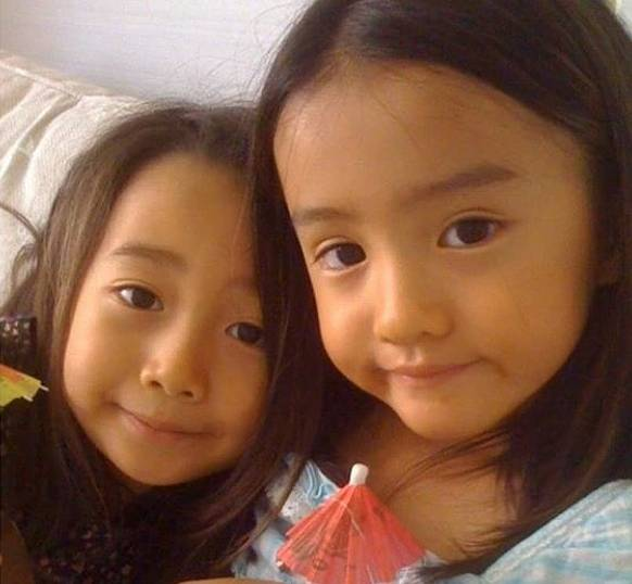 cocomiとkokiの幼少期の画像2