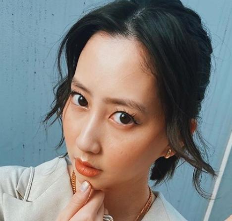 河北麻友子の2020年最近の顔画像2