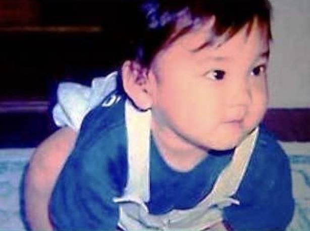 大谷翔平の赤ちゃん時代画像1