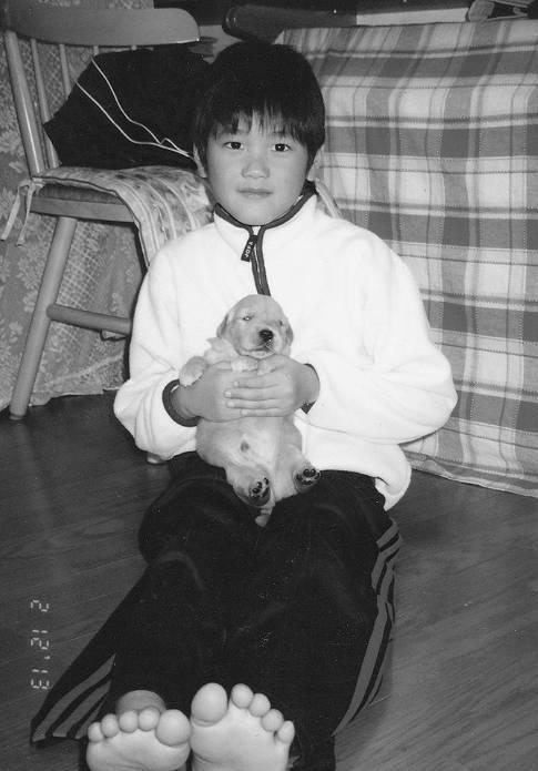 大谷翔平の小学生の画像