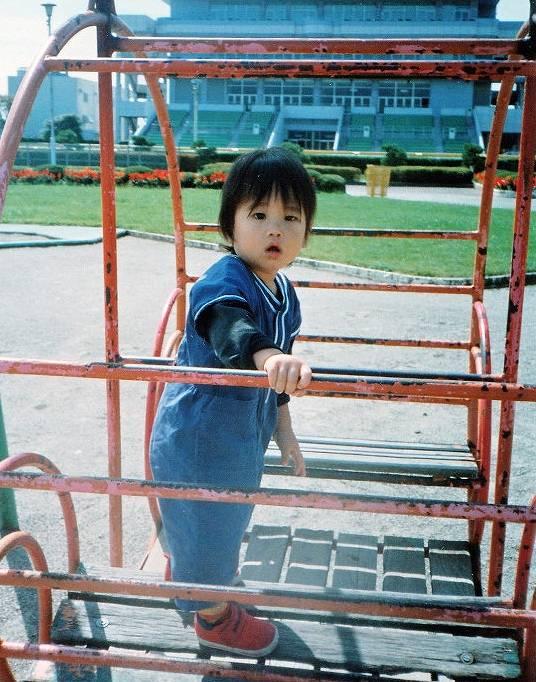 大谷翔平の幼稚園生頃の画像