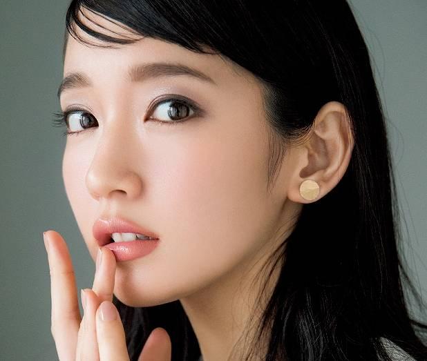 吉岡里帆,メイク,かわいい,画像1