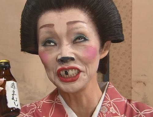 研ナオコは目が離れてる