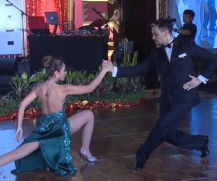 ゴンサロ・クエッショの海外でのダンサーの活躍