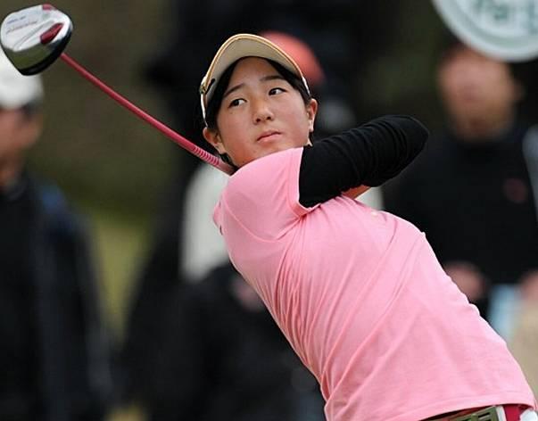石川遼の妹葉子のゴルファー時代