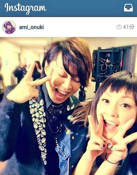 西川貴教と元妻の吉村由美