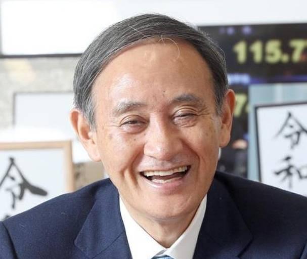 菅義偉,プロフィール