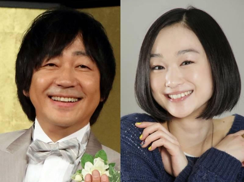 大森南朋の結婚した嫁、小野ゆり子との子供