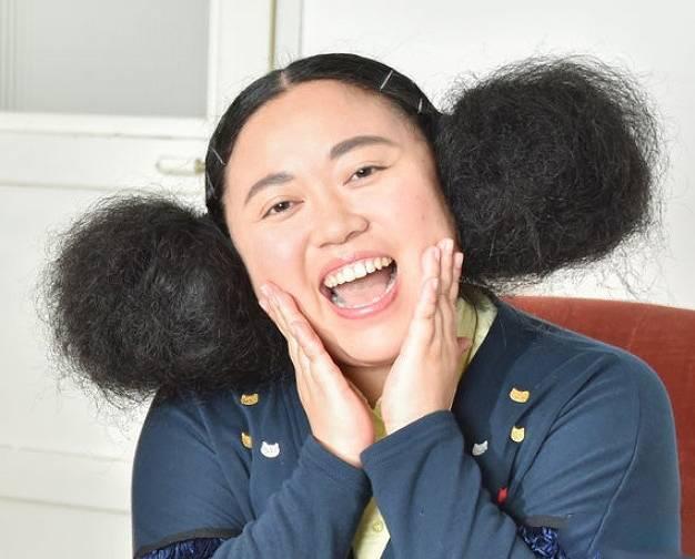 ダルビッシュの髪型がニッチェの江上敬子に似て変