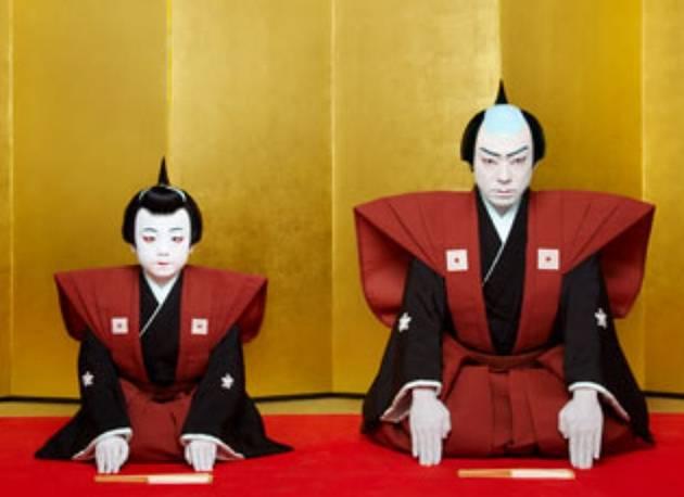 香川照之の結婚した嫁、知子との子供2