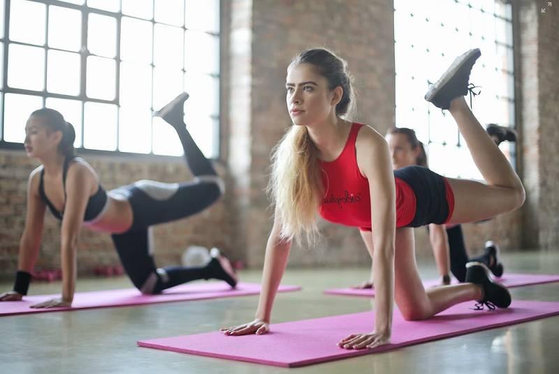 運動による代謝アップ