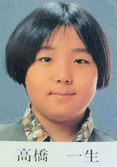 高橋一生の若い頃の画像1