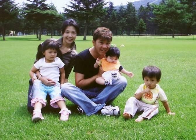 木本慎之介の家族の家族の写真1
