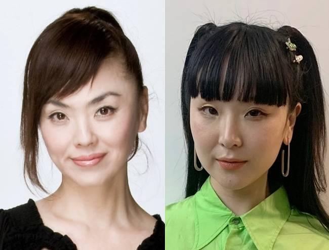 松田ゆう姫,目,変,似てる,母親,画像,整形,比較