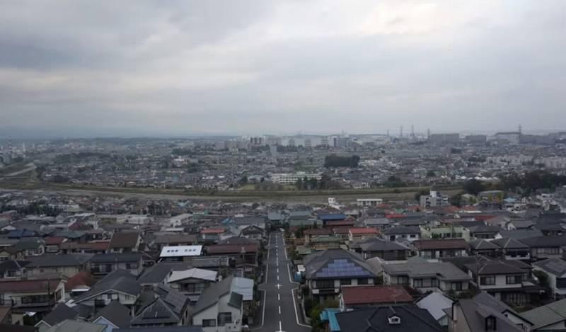 吉田類の自宅からの景色1