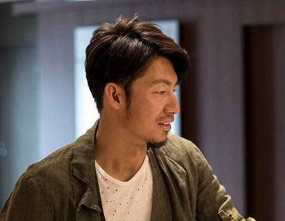 鳥谷敬・髪型ツーブロックのイケメン画像1