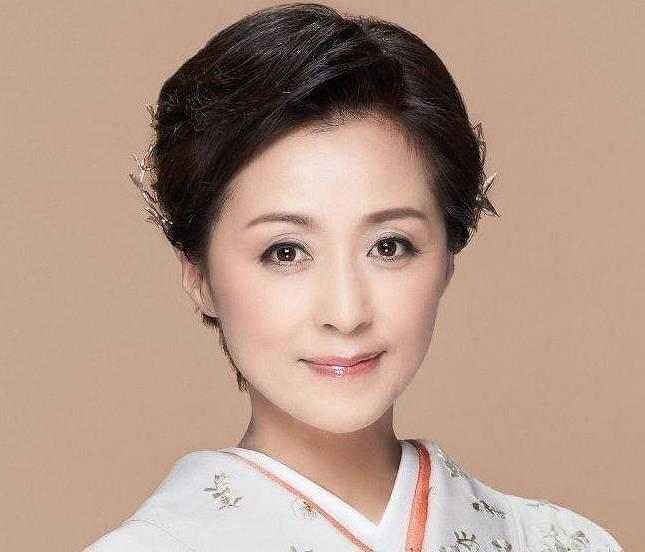 現在の長山洋子のかわいい画像