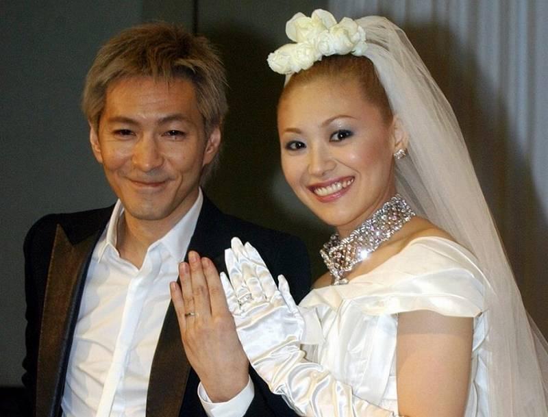 小室哲哉の3回目の結婚はKEIKO(山田桂子)