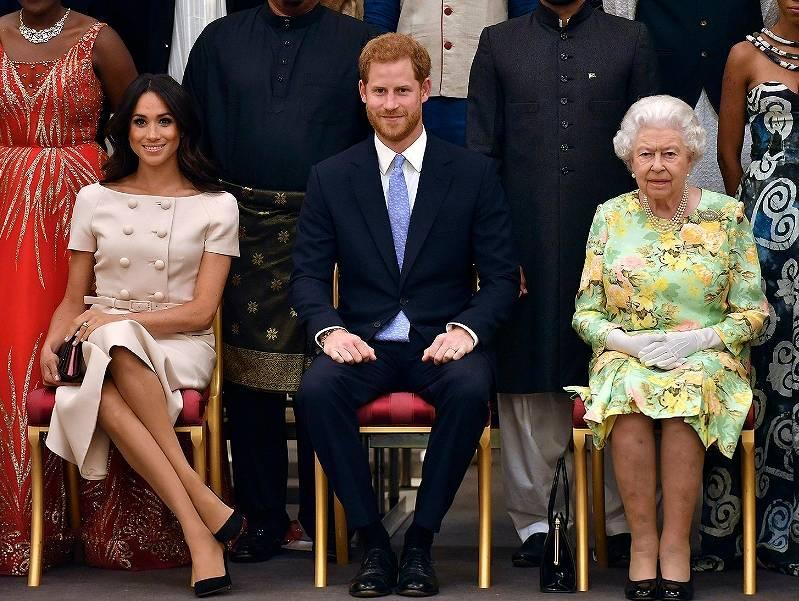2020年2月19日ヘンリー王子ご夫婦が正式に王室引退を発表