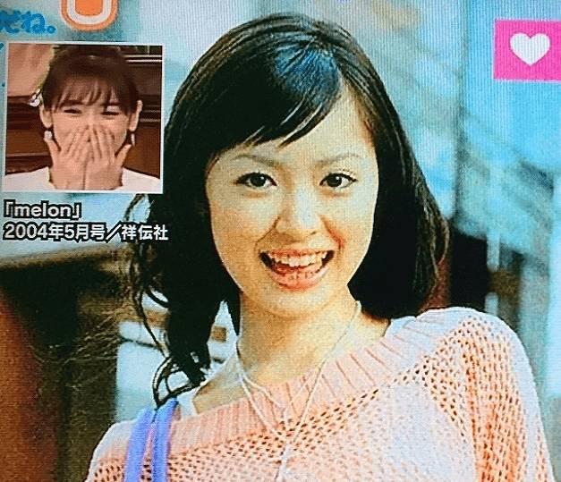 泉里香のデビュー当時の画像は痩せてない