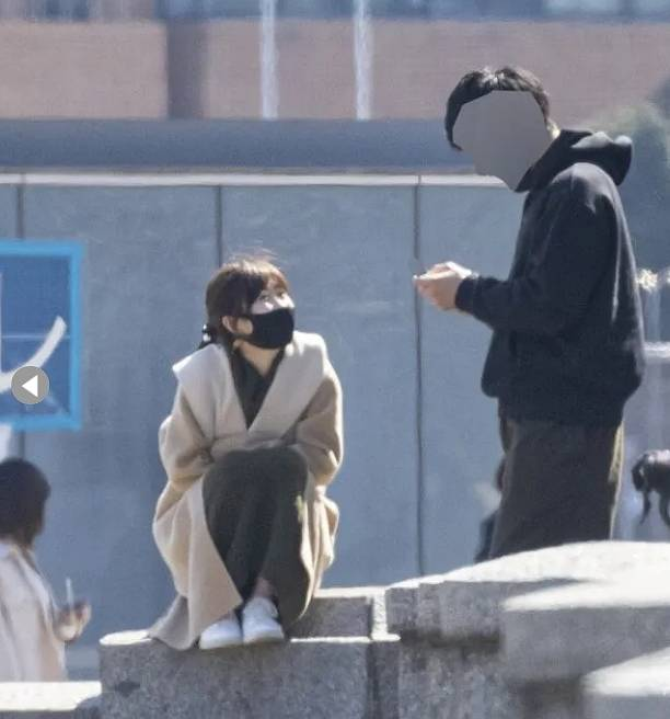 福原愛の2021年現在の彼氏のイケメン画像1
