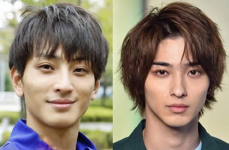 橋岡優輝と横浜流星の鼻が似てる