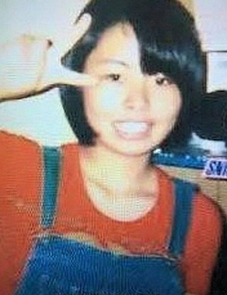 渡辺直美の中学生の42キロの写真
