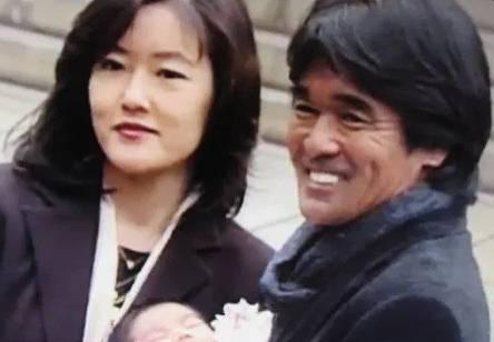松谷優輝の母親と父親の画像