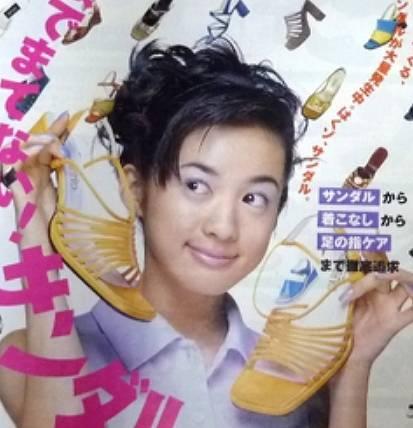 高垣麗子のデビューの若い頃
