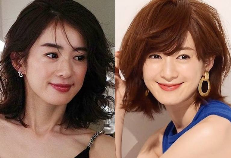 高垣麗子の若い頃と現在の比較画像