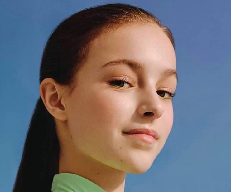 2020年シェルバコワの顔画像