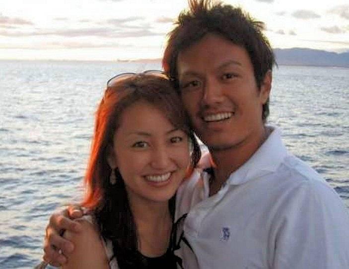 矢田亜希子の2005年・昔の結婚した頃の顔画像