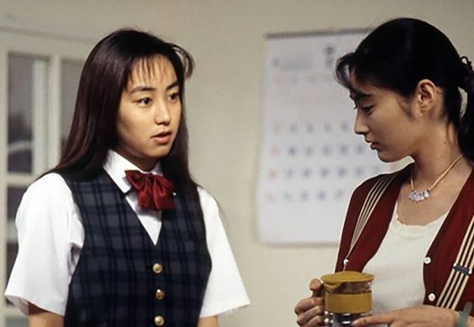 矢田亜希子のデビュードラマの昔の顔画像