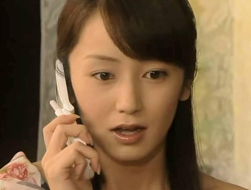 2000年・矢田亜希子の昔の顔画像
