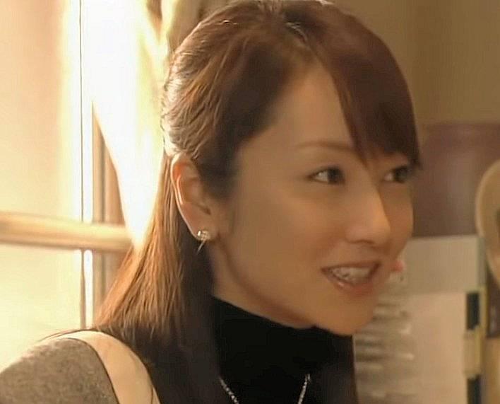 2000年・矢田亜希子の昔のドラマの顔画像