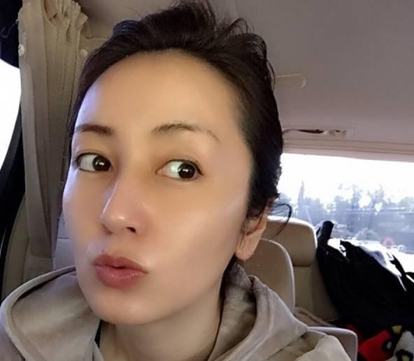 2016年・矢田亜希子のすっぴんの顔画像