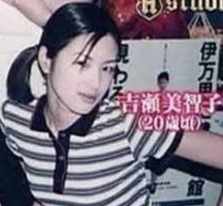 吉瀬美智子の怖い元ヤン画像3