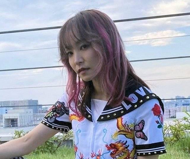 吉瀬美智子とLiSAの元ヤン比較