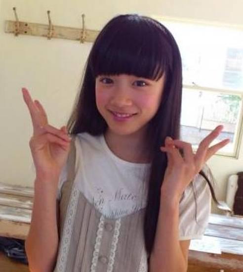2011年・永野芽郁の若い頃のかわいい画像