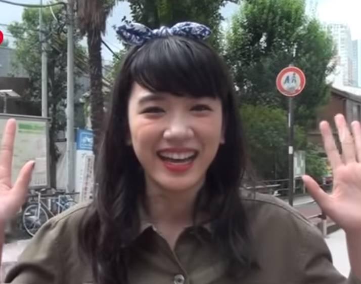 2015年・永野芽郁の若い頃のかわいい画像1