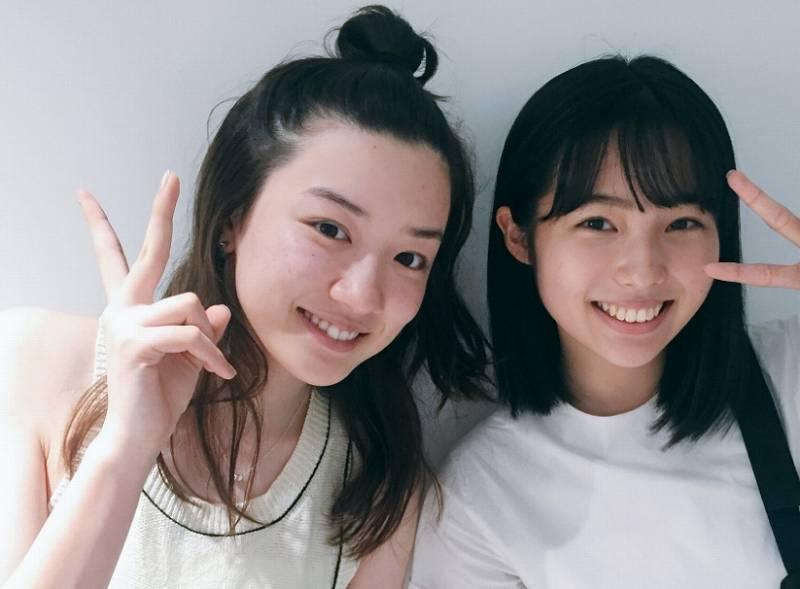 2018年・永野芽郁の若い頃のすっぴんがかわいい