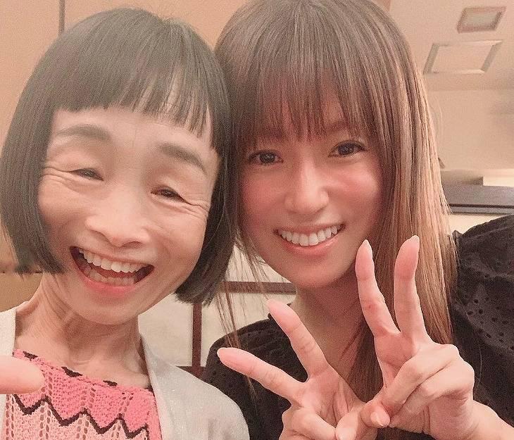 深田恭子の顔小さい画像比較・どんぐり