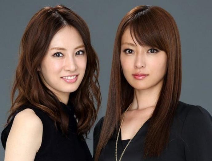 深田恭子の顔小さい画像比較・北川景子3