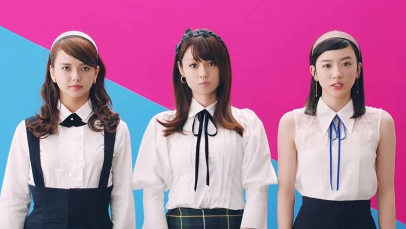 深田恭子の顔小さい画像比較・UQのCM