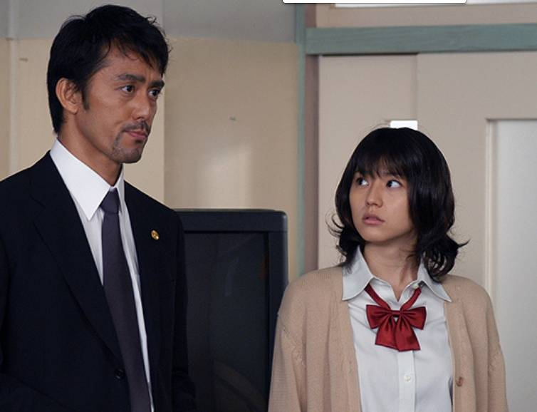 阿部寛,若い頃,イケメン,ドラゴン桜,画像